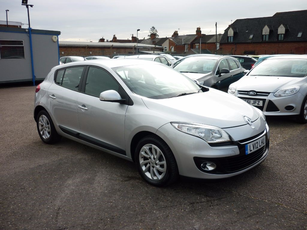 used Renault Megane 1.5 Expression Plus DCI in in-colchester-and-essex