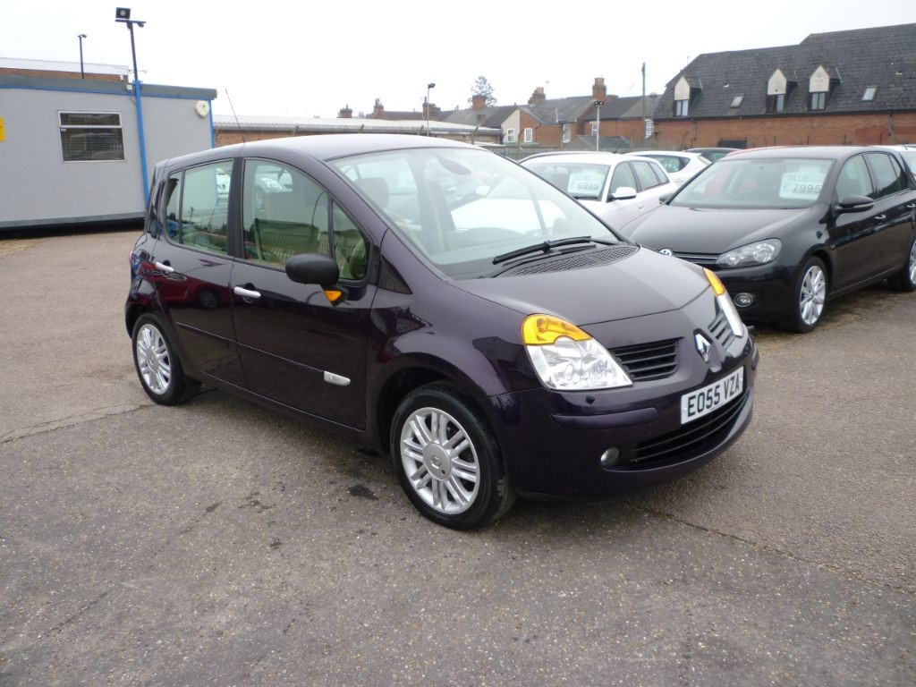 used Renault Modus 1.6 Initiale 16V Automatic in in-colchester-and-essex
