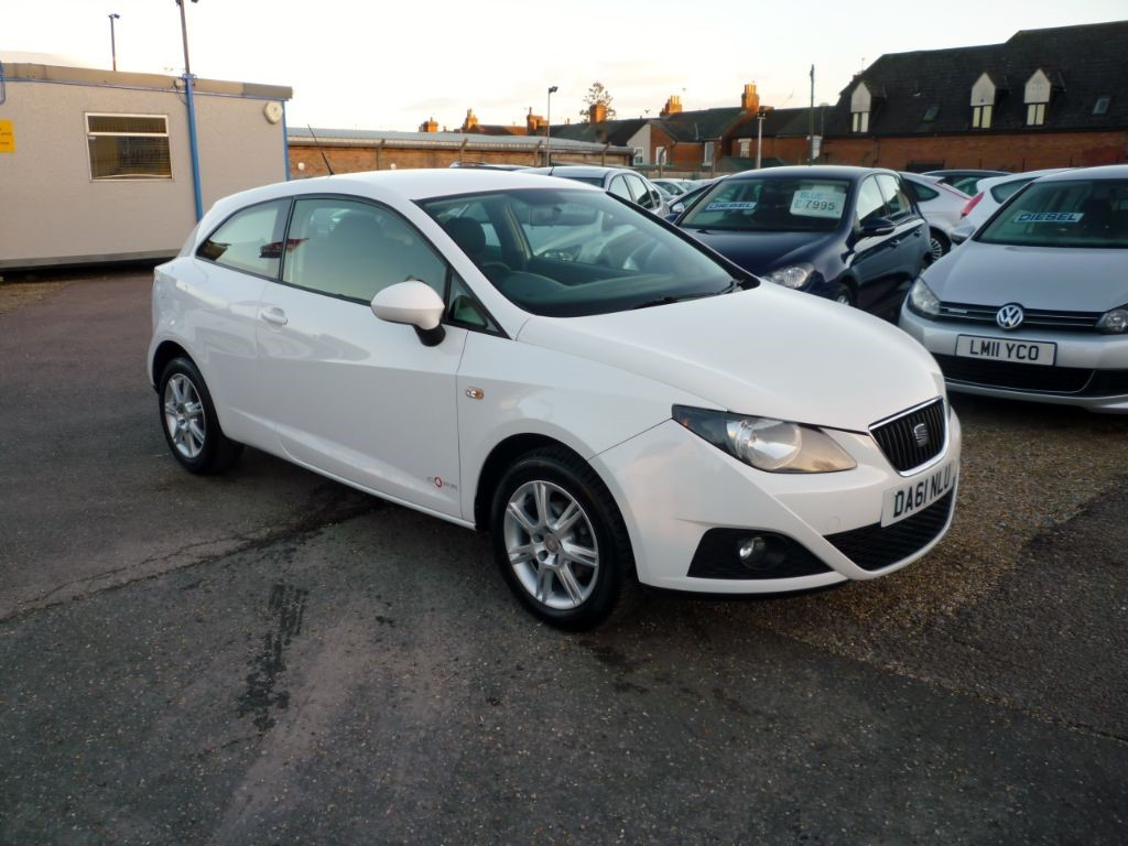 used SEAT Ibiza 1.2 S Copa 3Dr in in-colchester-and-essex