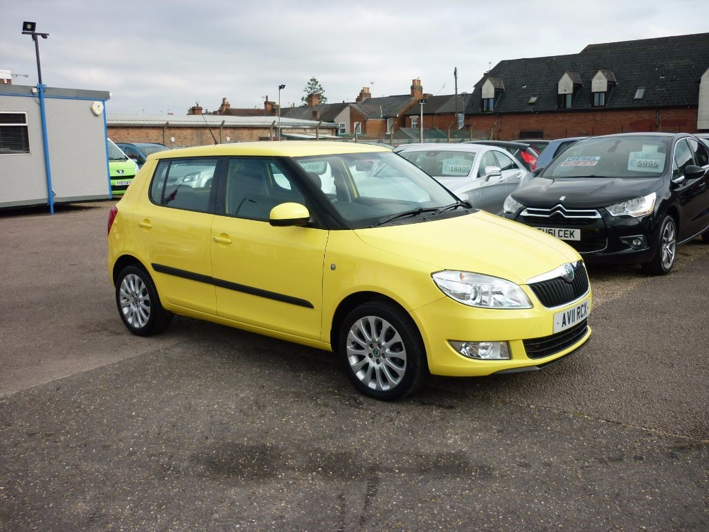 used Skoda Fabia 1.2 Elegance TSI in in-colchester-and-essex
