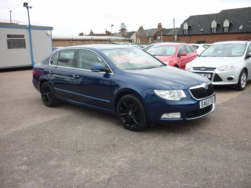 used Skoda Superb 2.0 SE TDI CR DSG Automatic in in-colchester-and-essex
