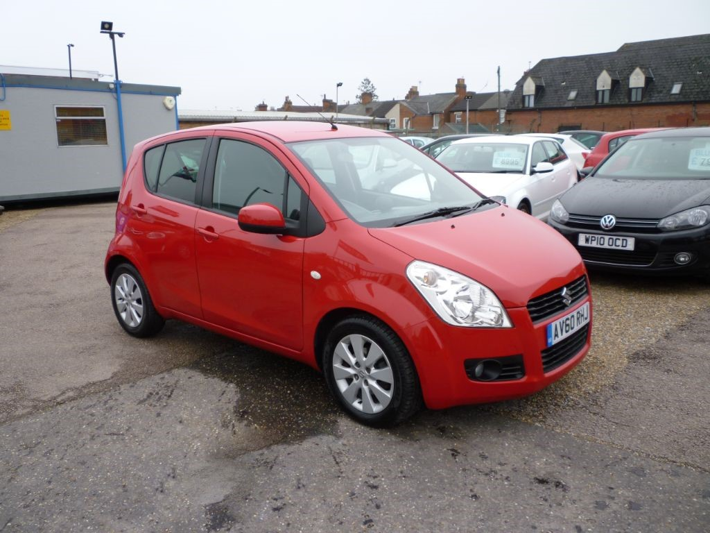 used Suzuki Splash 1.2 GLS PLUS 5Dr Alloys in in-colchester-and-essex