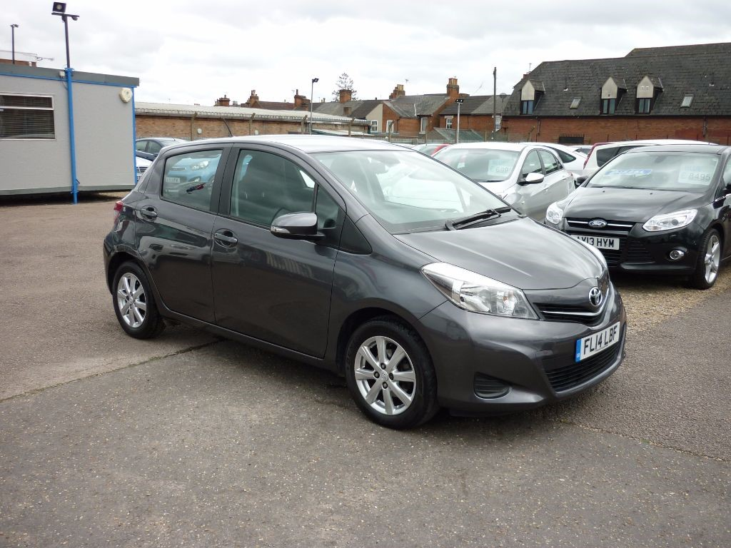 used Toyota Yaris 1.3 VVT-I Icon 5Dr Low mileage in in-colchester