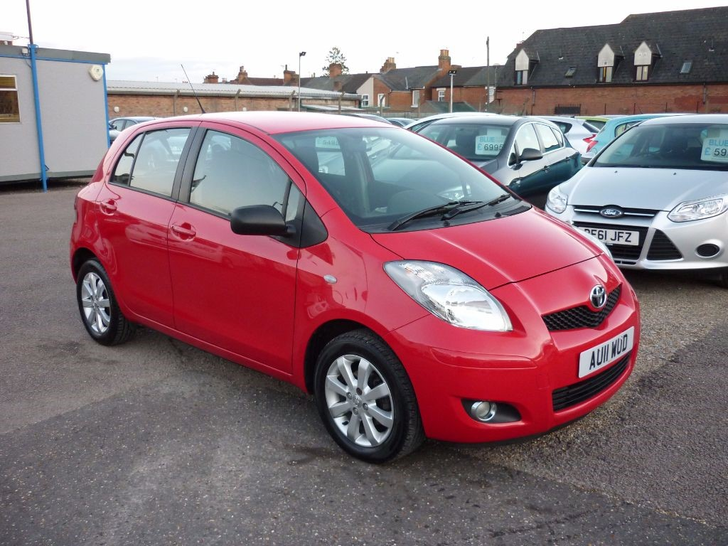 used Toyota Yaris 1.0 T Spirit VVT-I in in-colchester-and-essex