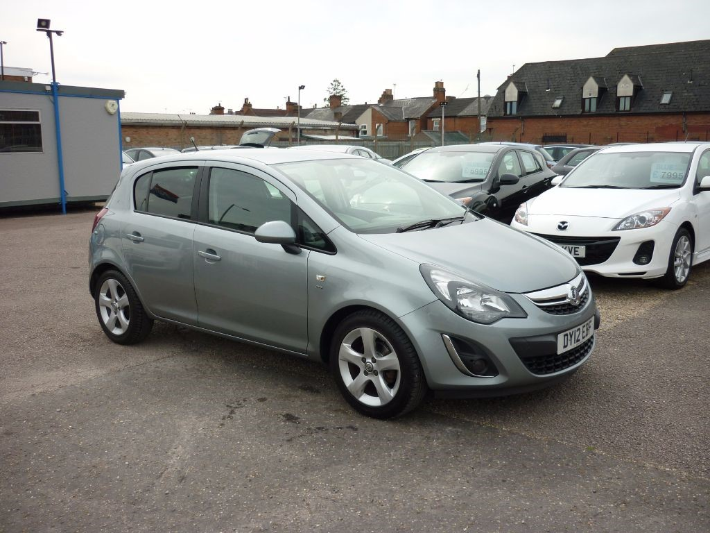used Vauxhall Corsa 1.2 SXI AC 5Dr in in-colchester