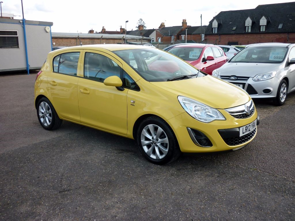 used Vauxhall Corsa 1.4 Active 5Dr Alloys in in-colchester-and-essex