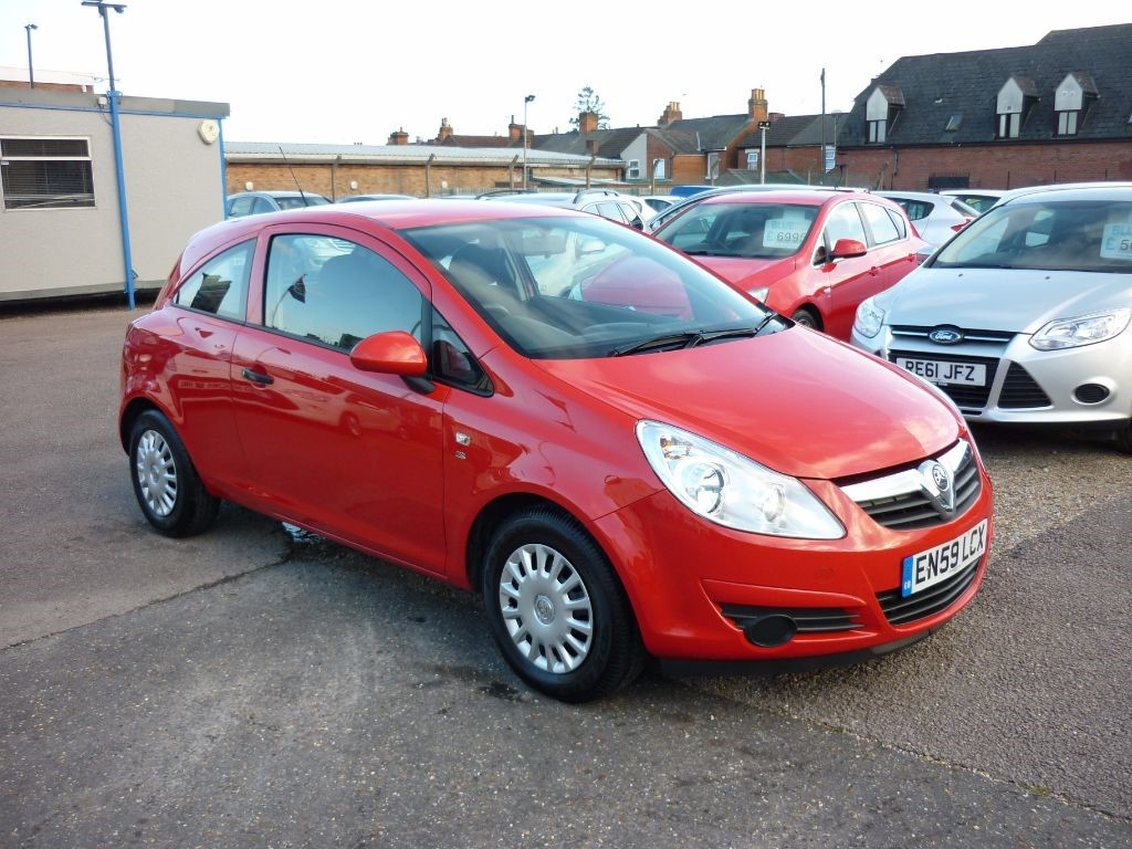 used Vauxhall Corsa 1.0 S Ecoflex 3Dr in in-colchester-and-essex