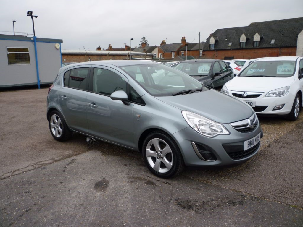 used Vauxhall Corsa 1.2 SXI A/C 5Dr Alloys in in-colchester-and-essex