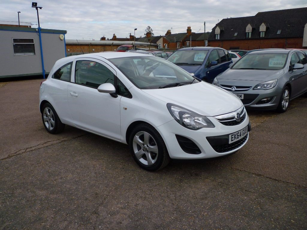 used Vauxhall Corsa 1.0 Sting Ecoflex3Dr in in-colchester-and-essex