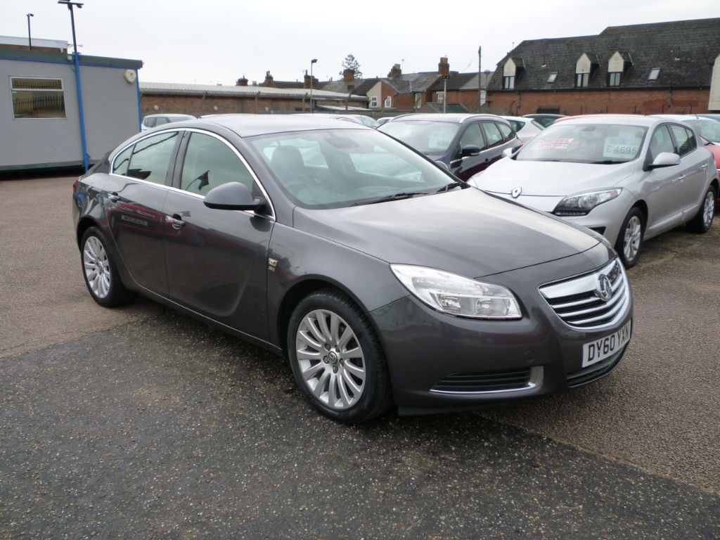 used Vauxhall Insignia 1.8 SE Satellite Navigation in in-colchester-and-essex