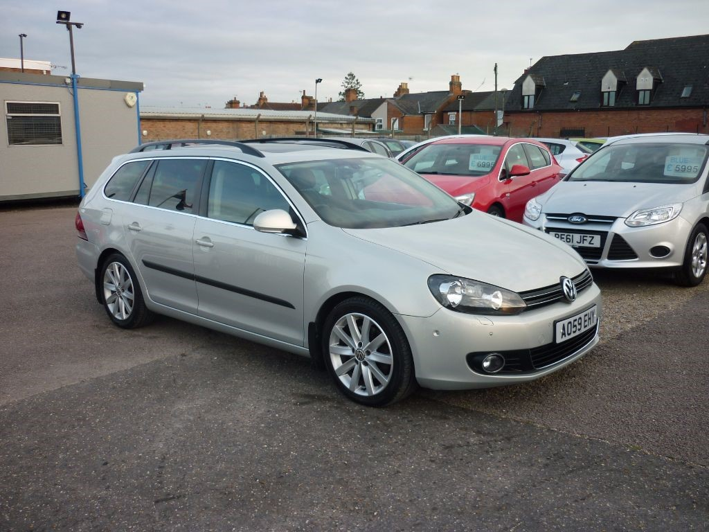 used VW Golf 2.0 Sportline TDI Sat Nav in in-colchester-and-essex