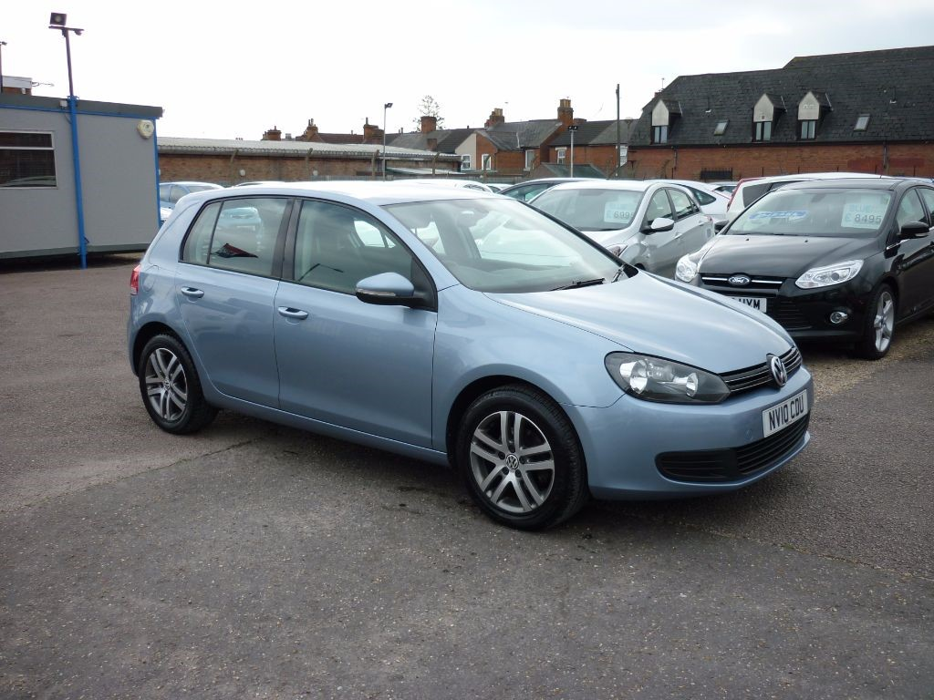 used VW Golf 1.6 SE TDI 5Dr £30 year road tax in in-colchester