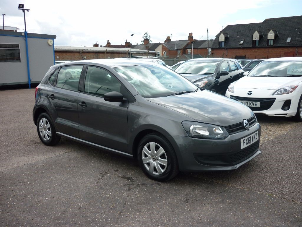 used VW Polo 1.2 Polo S 5Dr in in-colchester