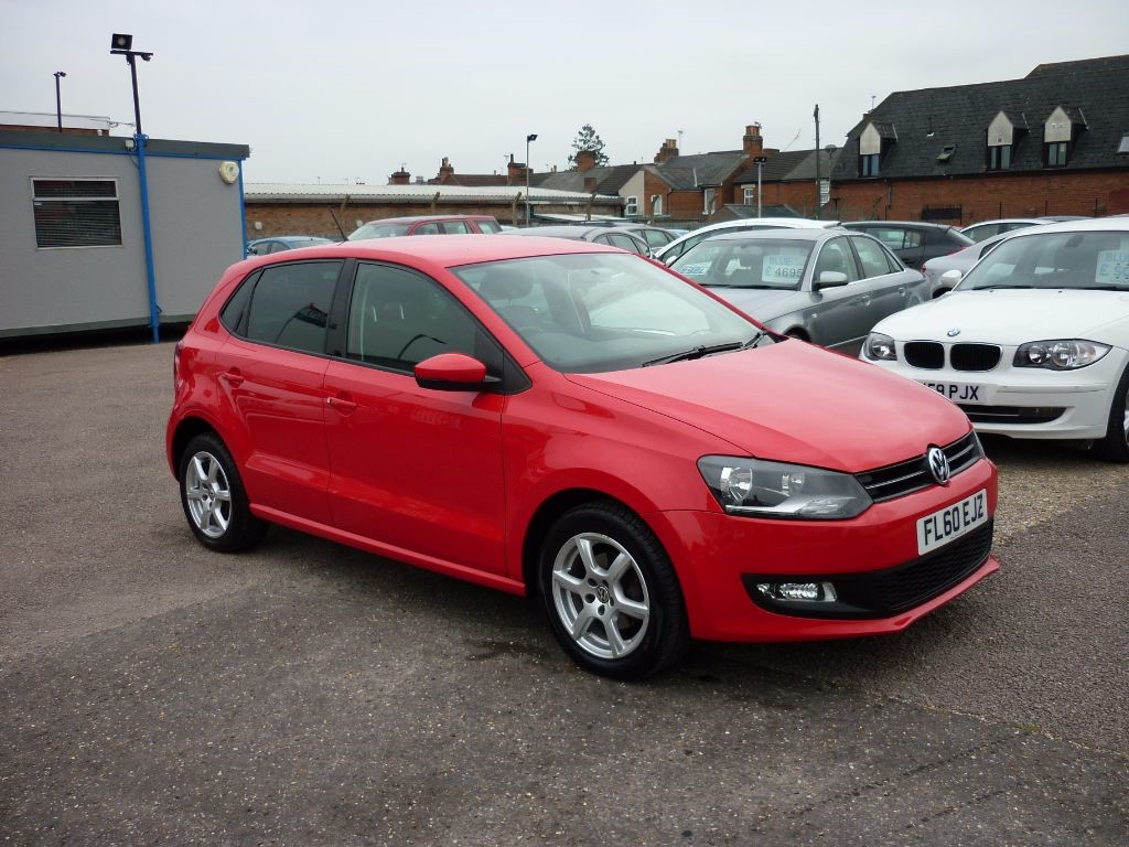 used VW Polo 1.2 Moda 5Dr Alloys in in-colchester-and-essex