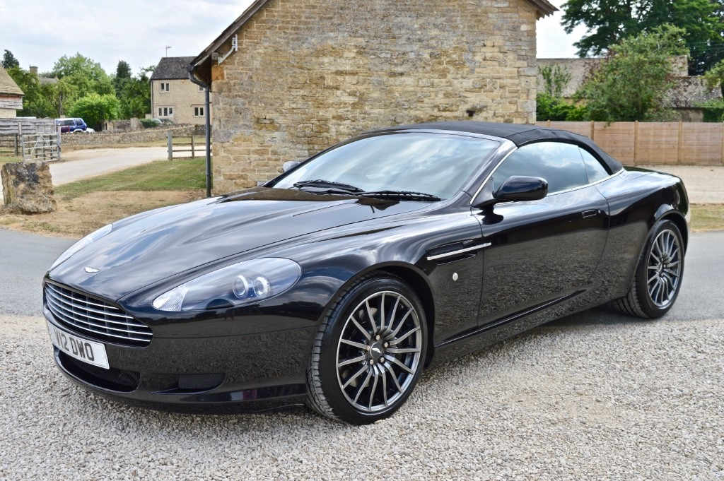 Used Aston Martin DB Volante Primoris X Limited - Db9 aston martin