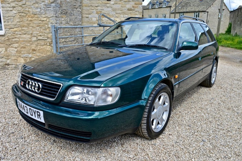used Audi S6 Rare S6 UR Quattro 2.2 Turbo in salford-oxfordshire
