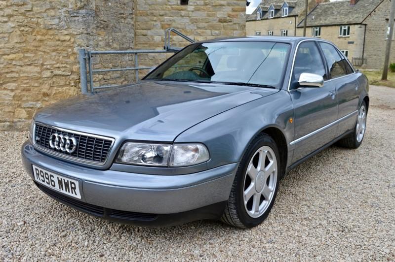used Audi S8 QUATTRO in salford-oxfordshire