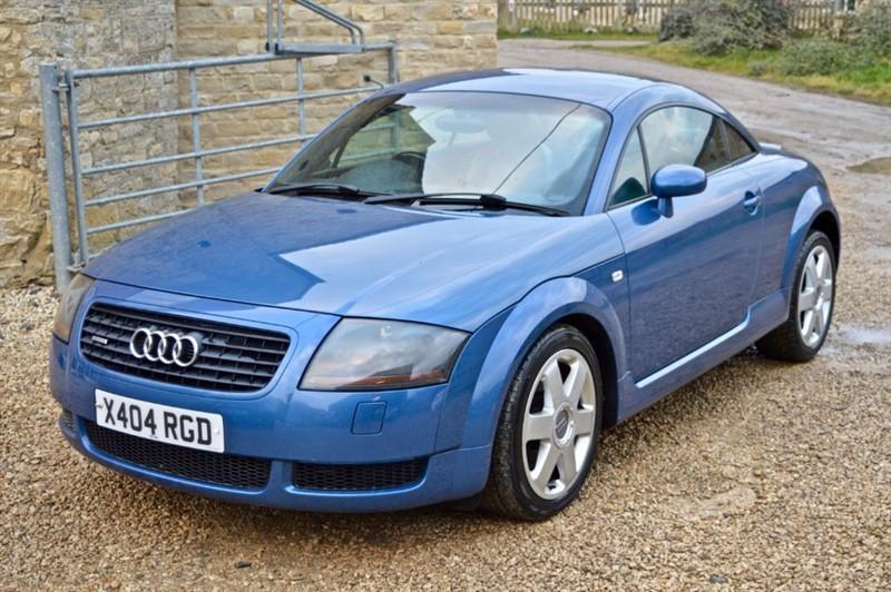 used Audi TT 1.8T Quattro 225 in salford-oxfordshire