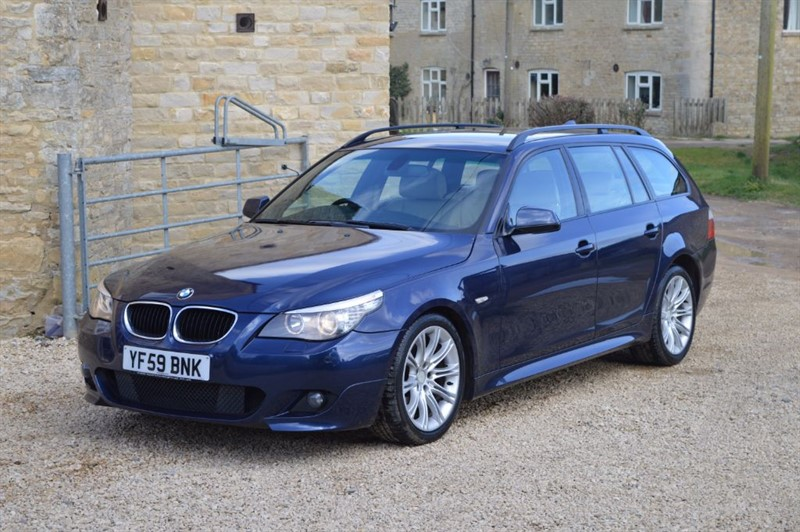 used BMW 520d M Sport business Edition in salford-oxfordshire