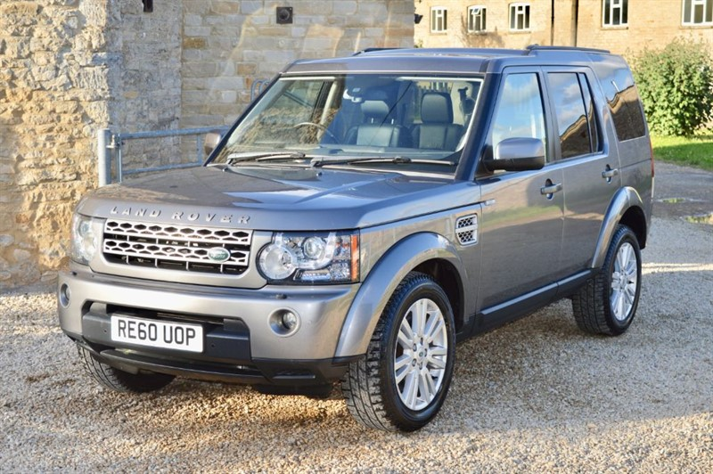 used Land Rover Discovery 3.0 TDV6 HSE in salford-oxfordshire