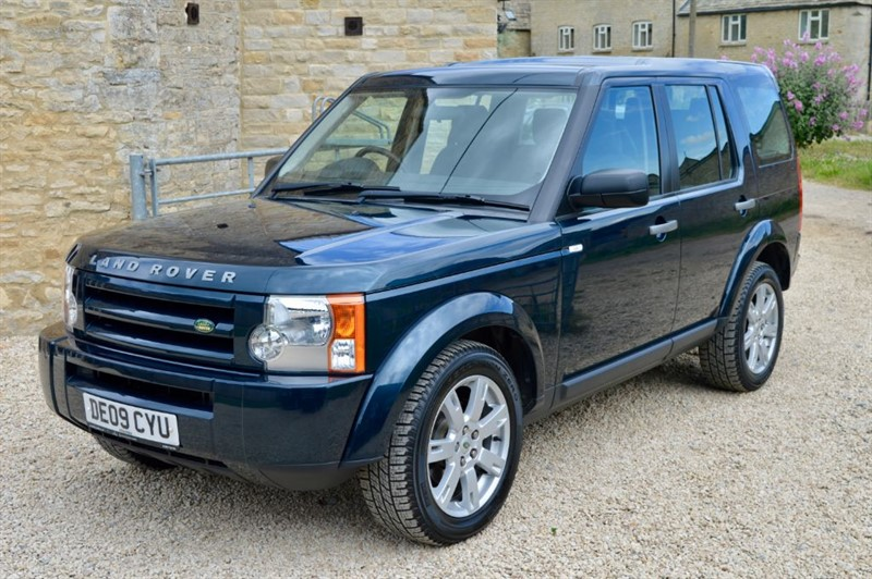 used Land Rover Discovery 2.7 TDV6 GS Auto in salford-oxfordshire
