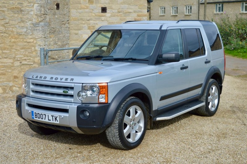 used Land Rover Discovery 2.7 TDV6 HSE in salford-oxfordshire