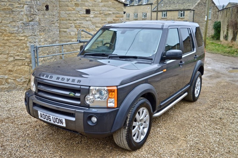 used Land Rover Discovery 2.7 TDV6 SE in salford-oxfordshire