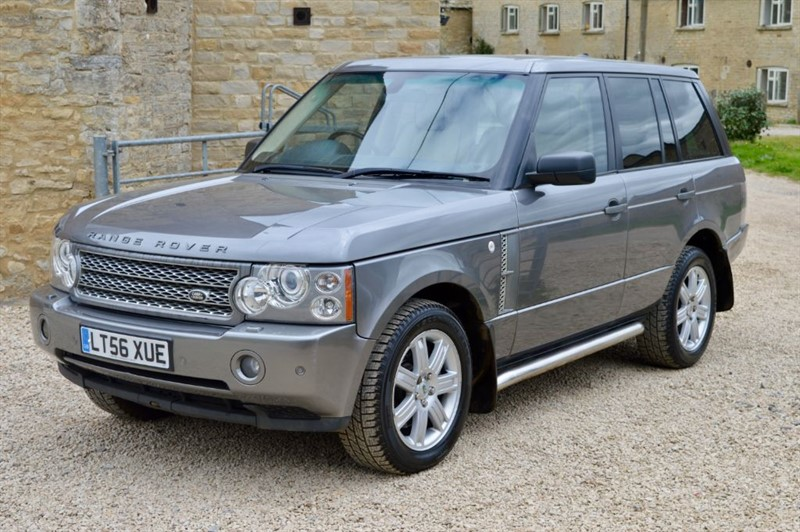 used Land Rover Range Rover 3.6 TDV8 VOGUE Auto in salford-oxfordshire