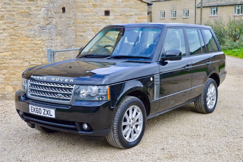 used Land Rover Range Rover 4.4 TDV8 Vogue in salford-oxfordshire