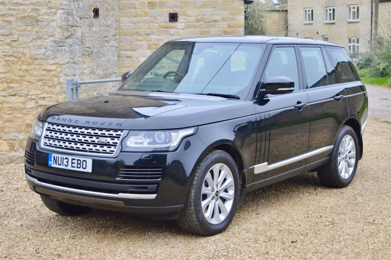 used Land Rover Range Rover 4.4 SDV8 Vogue in salford-oxfordshire