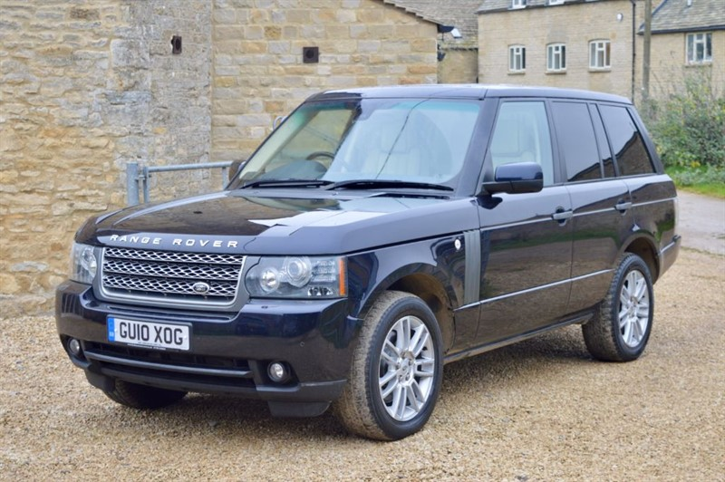used Land Rover Range Rover 3.6 TDV8 Vogue  in salford-oxfordshire