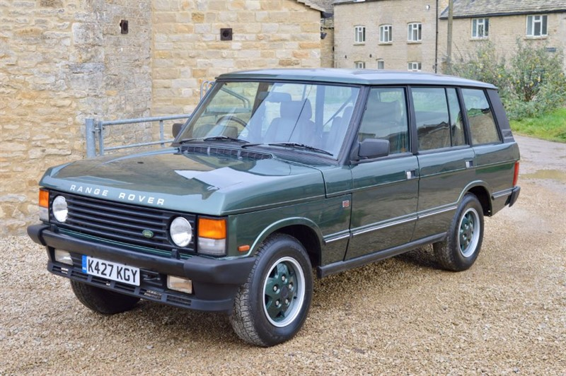 used Land Rover Range Rover 4.2 Vogue LSE in salford-oxfordshire