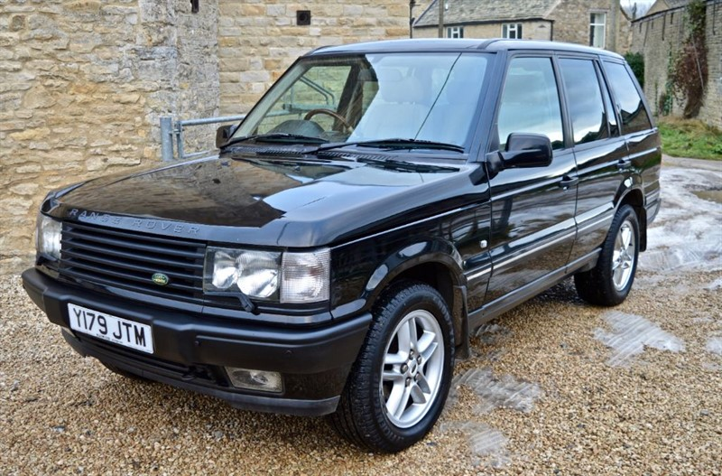 used Land Rover Range Rover 4.6 Vogue  in salford-oxfordshire