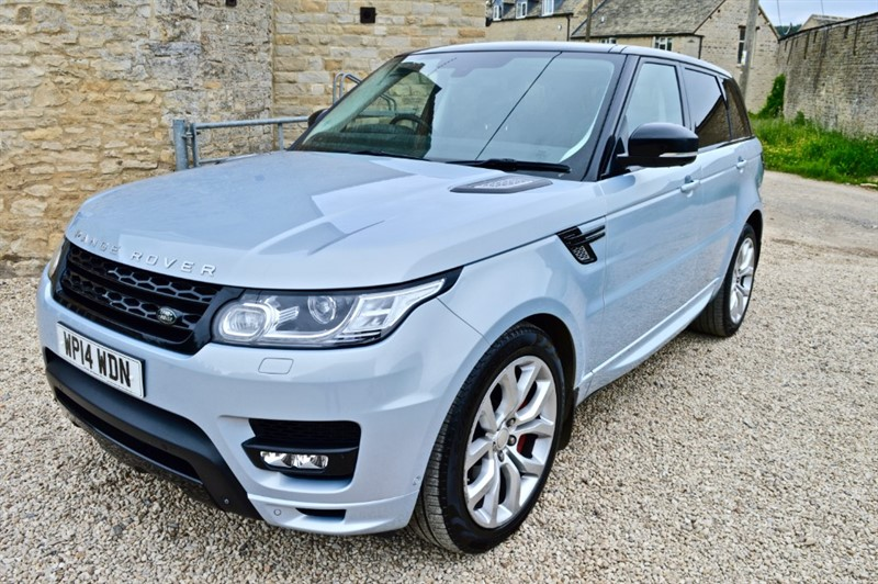 used Land Rover Range Rover Sport SDV8 Autobiography Dynamic in salford-oxfordshire