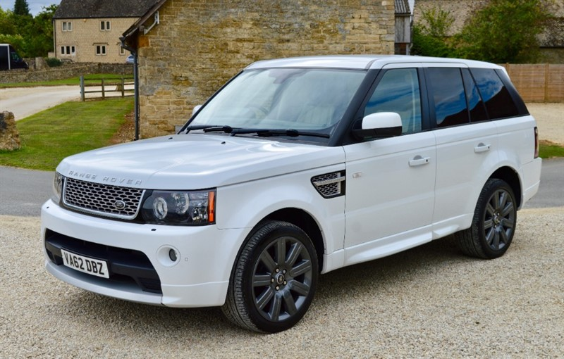 used Land Rover Range Rover Sport 3.0 SDV6 Autobiography Sport in salford-oxfordshire