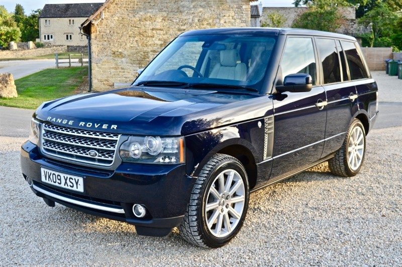 used Land Rover Range Rover 5.0 Supercharged Autobiography in salford-oxfordshire
