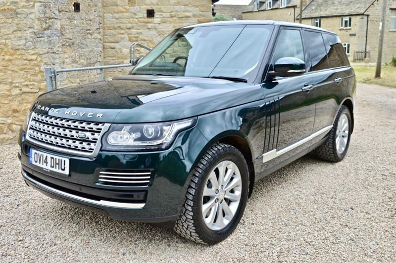 used Land Rover Range Rover SDV8 Vogue SE - 1 owner VAT Qualifying (�31,662 + VAT) in salford-oxfordshire