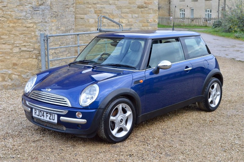 used MINI Hatch Cooper in salford-oxfordshire