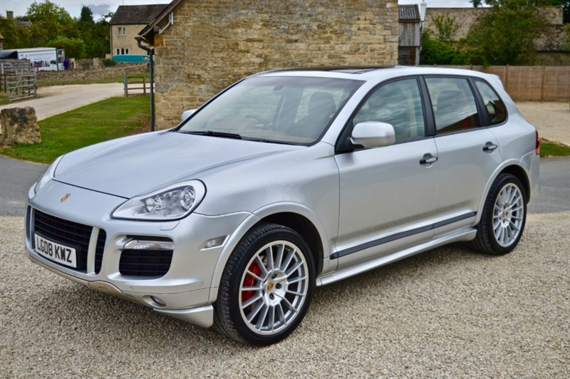 used Porsche Cayenne GTS TIPTRONIC S in salford-oxfordshire