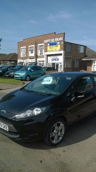 used Ford Fiesta STYLE in sittingbourne-kent