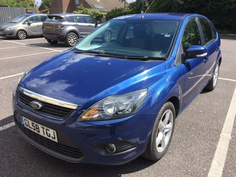 used Ford Focus ZETEC in sittingbourne-kent