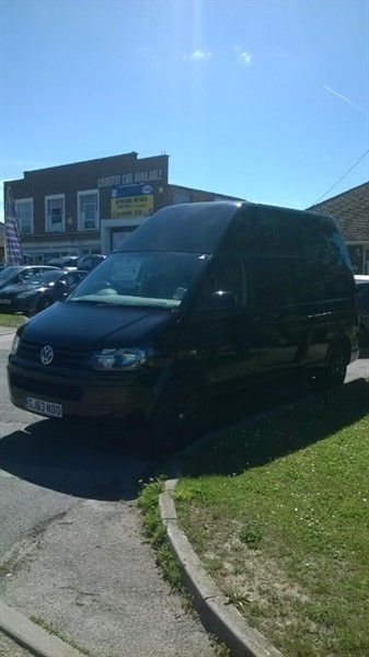 used VW Transporter T30 TDI P/V STARTLINE  Ideal camper van or day van FROM �83.67 PER WEEK onl in rainham-kent