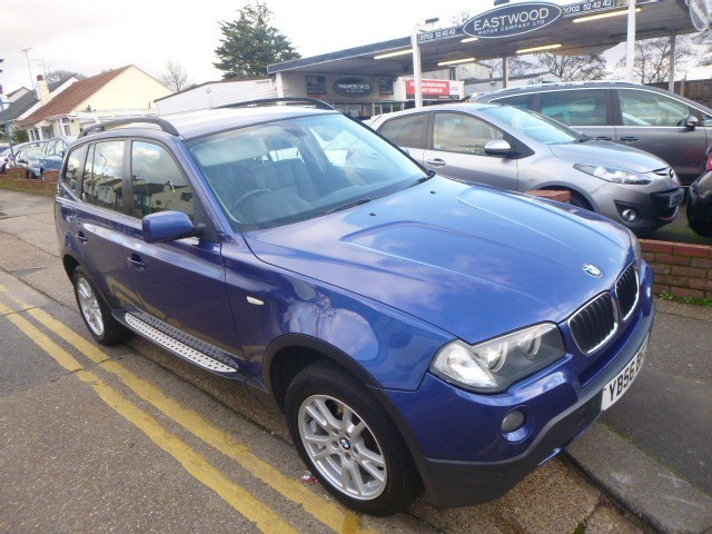 used BMW X3 SE in Essex