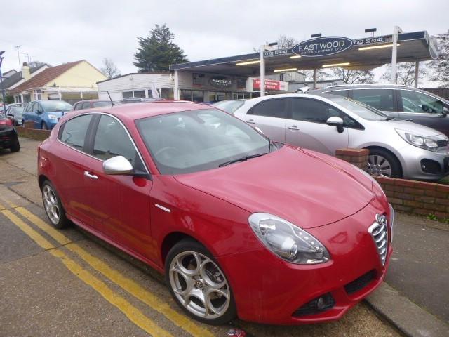 used Alfa Romeo Giulietta JTDM-2 VELOCE in Essex