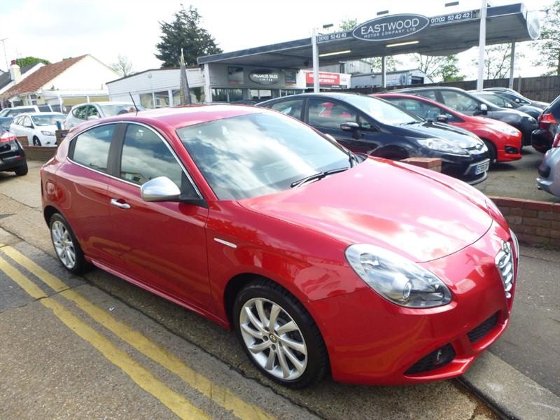 used Alfa Romeo Giulietta TB MULTIAIR VELOCE in Essex