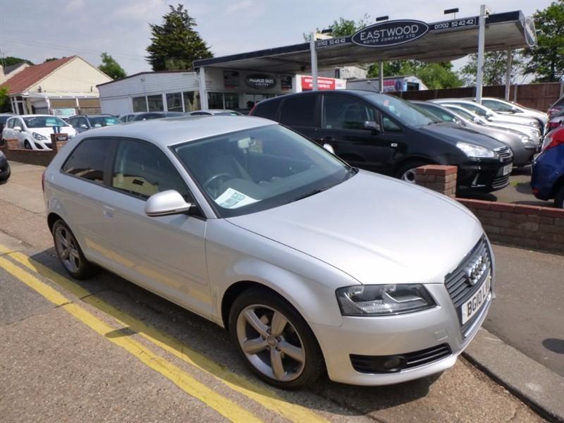 used Audi A3 MPI SE TECHNIK in Essex