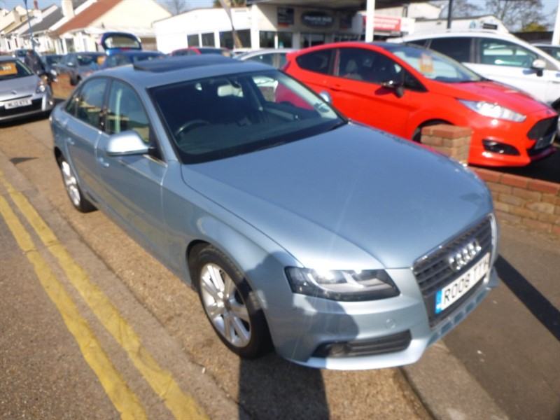 used Audi A4 TFSI SE in Essex