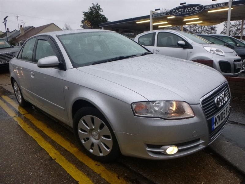 used Audi A4 TDI in Essex