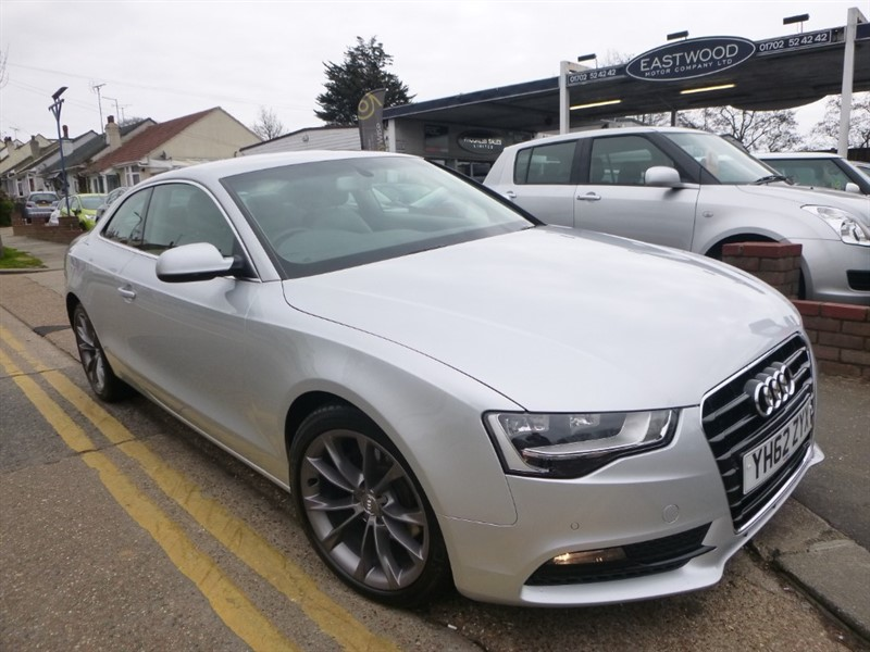 used Audi A5 TDI SE TECHNIK in Essex