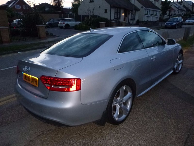 used Audi A5 TDI S LINE SPECIAL EDITION in Essex